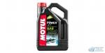 Масло для гидроциклов MOTUL Powerjet 10w40 полусинтетическое, 4-х тактное 4л