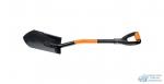 Лопата автомобильная, 840мм, металлический черенок, заостренная// Stels