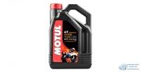 Масло для мотоциклов MOTUL 7100 10W40 API SL синтетическое, 4-х тактное 4л