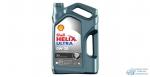 Масло моторное Shell HELIX ULTRA 0W20 SN синтетическое, для бензинового двигателя 4л