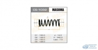 Пружина подвески Masuma rear IPSUM/ SXM10, CXM10 // C4T-44102 / TATY044R