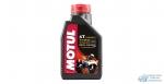 Масло для мотоциклов MOTUL 7100 10W40 API SL синтетическое, 4-х тактное 1л