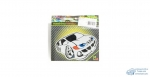 Наклейка Злая тачка NKT 0319 светоотражающая, размер 13*7,5 см