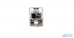 Разветвитель W-F 3 гнезда, не более 5A (60W), 1xUSB (1А), с проводом, черный