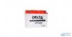 Аккумулятор для мото Delta AGM 20 Ач, CCA 250A, 204*91*159