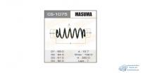 Пружина подвески Masuma rear AURIS, COROLLA/ ADE150, NDE150, NRE150, ZRE15#, ZZE150