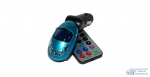 Модулятор МР3-FM, i-Mobile проигр.mp3 с Flesh или SD-card ( +пульт ДУ), Блистер