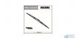 Щетка стеклоочистителя Masuma Optimum 550мм (22) каркасная, с графитовым напылением, 1 шт