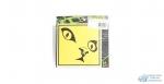 Наклейка Глаза кошки VRC 109 виниловая, размер 12*12 см