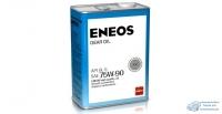 Масло трансмиссионное Eneos 75w90 GL-5 4л