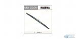 Щетка стеклоочистителя Masuma Nano Graphite 550мм (22) каркасная зимняя, с графитовым напылением, 1 шт
