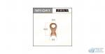 Фасовка Контакт медный Masuma 10А, Зажим на провод (под болт 5мм), уп.5шт
