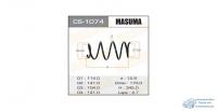Пружина подвески Masuma front AURIS, COROLLA/ ADE150, NDE150, NRE150, ZRE15#, ZZE150