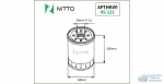 Фильтр масляный Nitto C-312