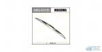Щетка стеклоочистителя Masuma Nano Graphite 400мм (16) каркасная, с графитовым напылением, 1 шт
