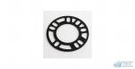 Проставки под литьё, толщина 4 мм, под 4 и 5 отверстий, PCD 100/114,3мм, комплект 2 шт.