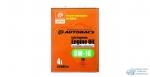 Масло моторное Autobacs Engine Oil 0w16 SN, синтетическое, для бензиновых двигателей, 4л