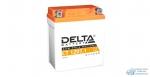 Аккумулятор для мото Delta AGM 7 Ач, CCA 100A, 114*71*131