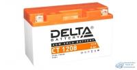 Аккумулятор для мото Delta AGM 8 Ач, CCA 110A, 150*66*94