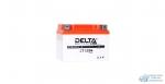 Аккумулятор для мото Delta AGM 4 Ач, CCA 50A, 113*70*89
