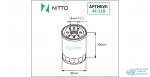 Фильтр масляный Nitto C-305