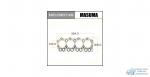 Прокладка Голов.блока Masuma 4D34 (1/10)