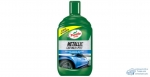 Полироль Turtle Wax Металлик восковый MetallicCar Wax+PTFE, бут. 500 мл