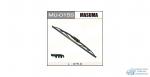 Щетка стеклоочистителя Masuma Optimum 375мм (15) каркасная, с графитовым напылением, 1 шт