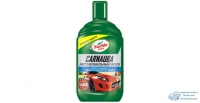 Полироль кузова Turtle Wax с воском Карнауба Carnauba Car Wax, бут.500мл