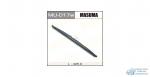Щетка стеклоочистителя Masuma Nano Graphite 425мм (17) каркасная зимняя, с графитовым напылением, 1 шт