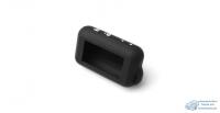 Чехол на брелок сигн. силиконовый Star-Line E60/E90, Черный
