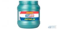 Смазка пласт. Lux-Oil Литол-24 850г, банка