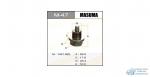 Болт маслосливной с магнитом Masuma Isuzu 14х1.5mm UBS, UCS, UES, UER
