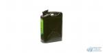 Канистра стальная AUTOPROFI 20 л. антикорр покрытие, с зажимом (1/4)