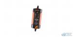 Цифровое зарядное устройство Агрессор, 9 фаз зарядки, ток зарядки 4А, для 6V/12V АКБ (WET, AGM, GEL), 1/30
