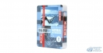 Ароматизатор BIG FRESH Альпийская свежесть, гелевый, под сиденье, плоский футляр 200мл