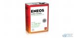 Масло моторное Eneos Super Touring 5w50 SN синтетическое, для бензинового двигателя 4л
