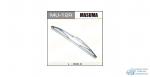 Щетка стеклоочистителя Masuma Rear 300мм (12) каркасная, для заднего стекла, с графитовым напылением, 1 шт