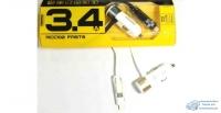Зарядное для мобил. устр-в 3.4A single USB Car Charger