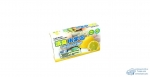 Ароматизатор Carmate Fruits Garden Лимон, гелевый, под сиденье, плоский футляр 165гр