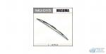 Щетка стеклоочистителя Masuma Nano Graphite 375мм (15) каркасная, с графитовым напылением, 1 шт