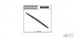 Щетка стеклоочистителя Masuma Nano Graphite 450мм (18) каркасная зимняя, с графитовым напылением, 1 шт