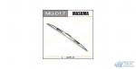 Щетка стеклоочистителя Masuma Nano Graphite 425мм (17) каркасная, с графитовым напылением, 1 шт