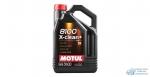 Масло моторное MOTUL 8100 X-clean 5W30 SM/CF синтетическое, универсальное 5л