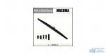 Щетка стеклоочистителя Masuma Optimum 500мм (20) каркасная зимняя, с графитовым напылением, 1 шт