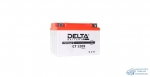 Аккумулятор для мото Delta AGM 9 Ач, CCA 135A, 152*87*107