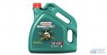 Масло моторное Castrol Magnatec Diesel 10w40 CF полусинтетическое, для дизельного двигателя 4л
