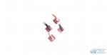 Щетки стартера FCC 7х16х16mm, к-т4шт (1/20)