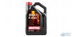 Масло моторное MOTUL 8100 X-max 0W40 SM/SN/CF синтетическое, универсальное 5л