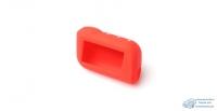 Чехол на брелок сигн. силиконовый Star-Line А63/А93, Красный